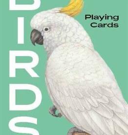 Raincoast Books Birds Playing Cards