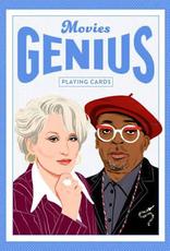 Raincoast Books Raincoast Books Genius Movies Playing Cards