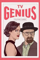 Raincoast Books Raincoast Books Genius TV Playing Cards