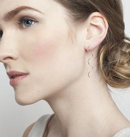 Jen Ellis Designs Squiggle Earrings