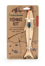 Kikkerland Kikkerland Huckleberry Fishing Kit
