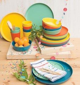Danica Danica Ecologie Side Plate-Fiesta Set 4