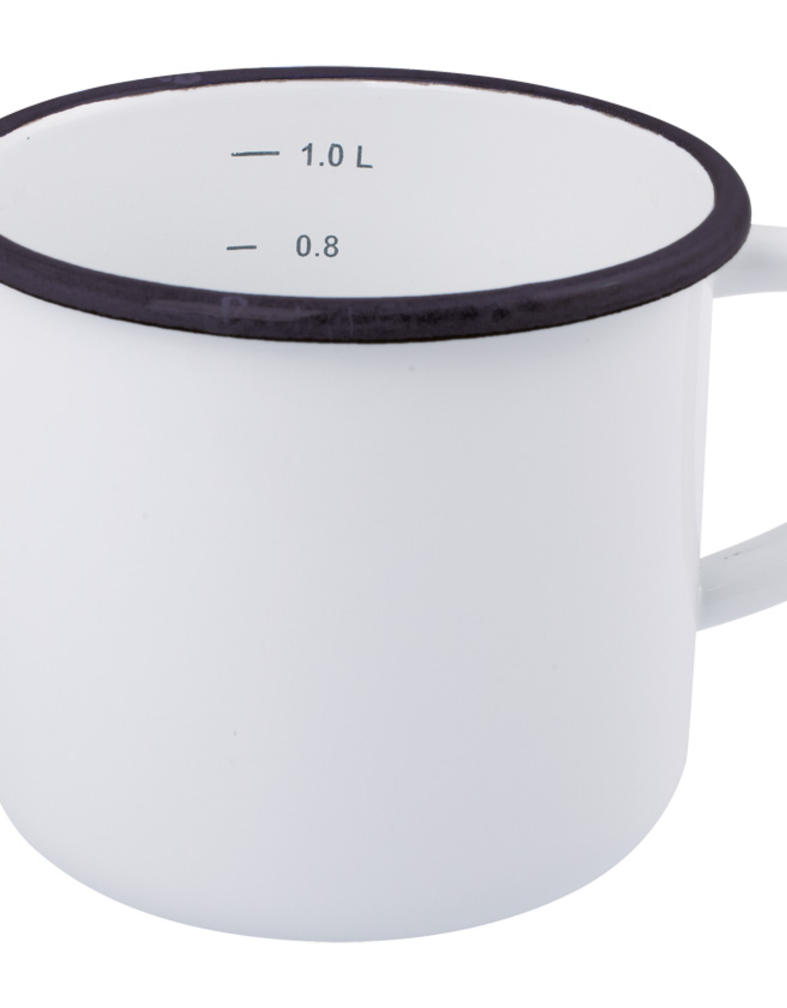 Redecker Redecker Enamel Measuring Cup