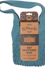 Danica Danica Le Marche Shopping Bag-Blue