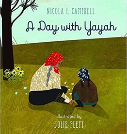 Raincoast Books A Day With Yayah