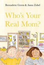 Raincoast Books Raincoast Books Whos Your Real Mom