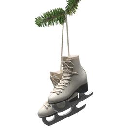 Abbott Abbott Figure Skate Ornament