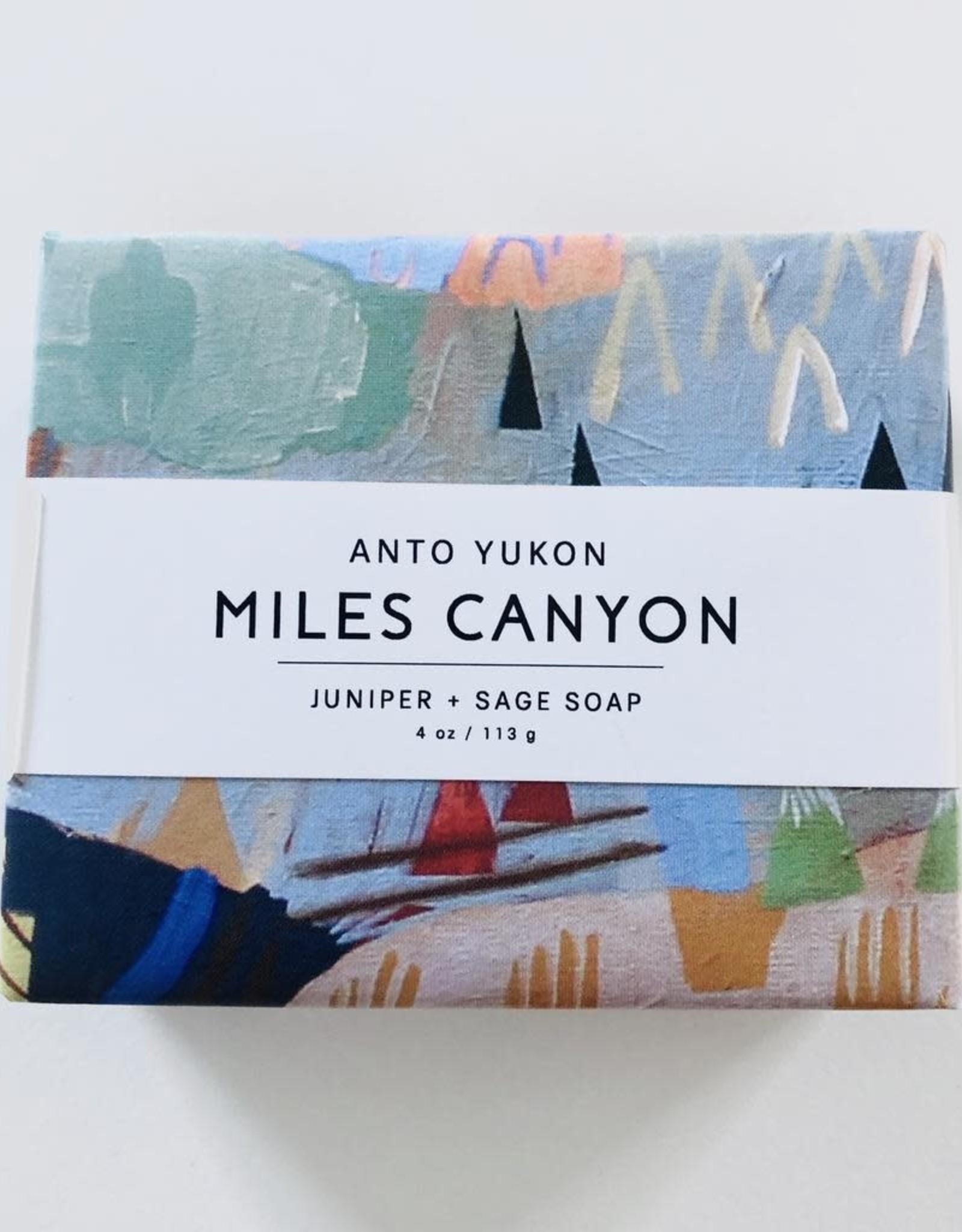 Anto Handmade Soap Anto Handmade Soap Miles Canyon
