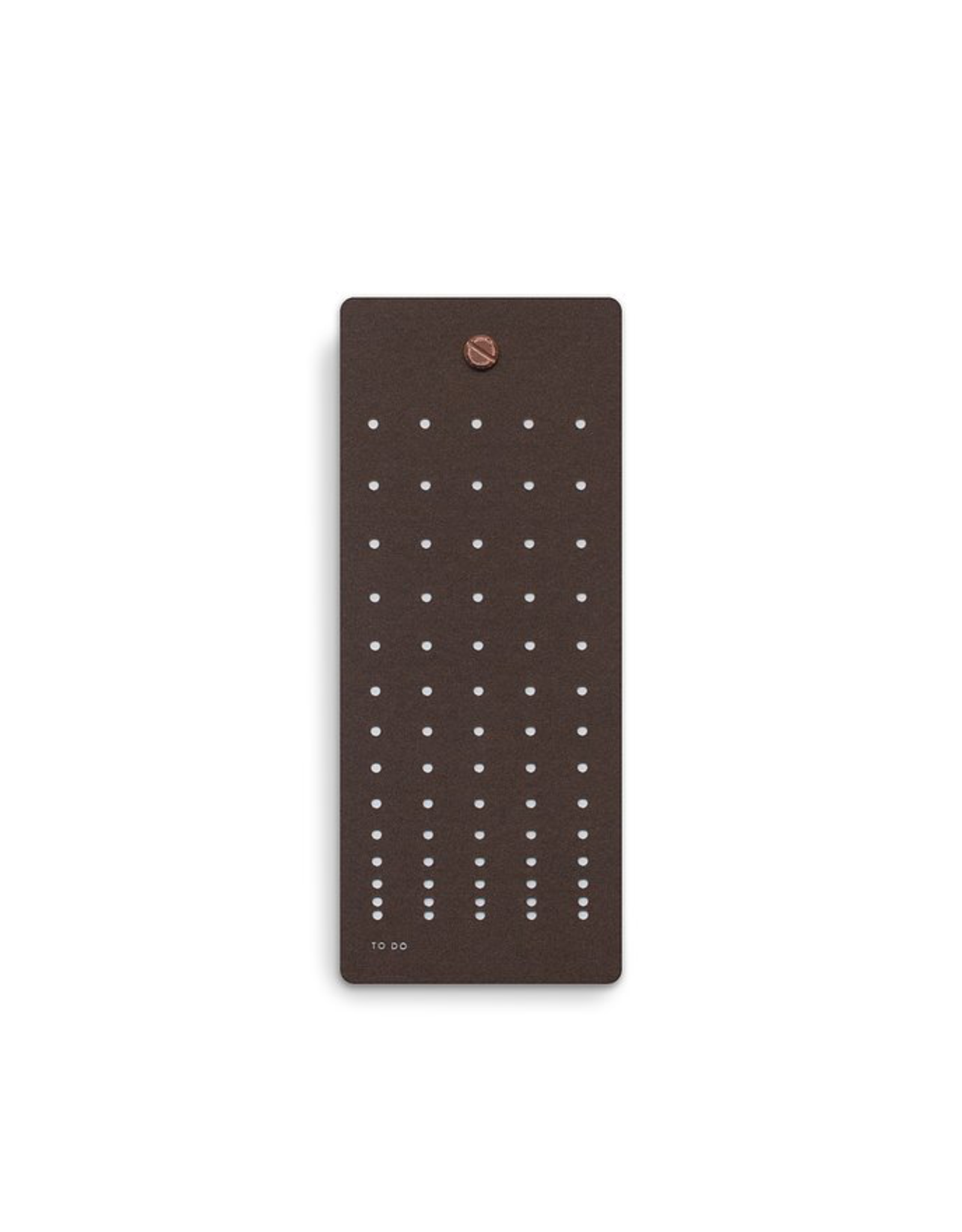 RGR RGR Things To Do Notebook-Chocolate