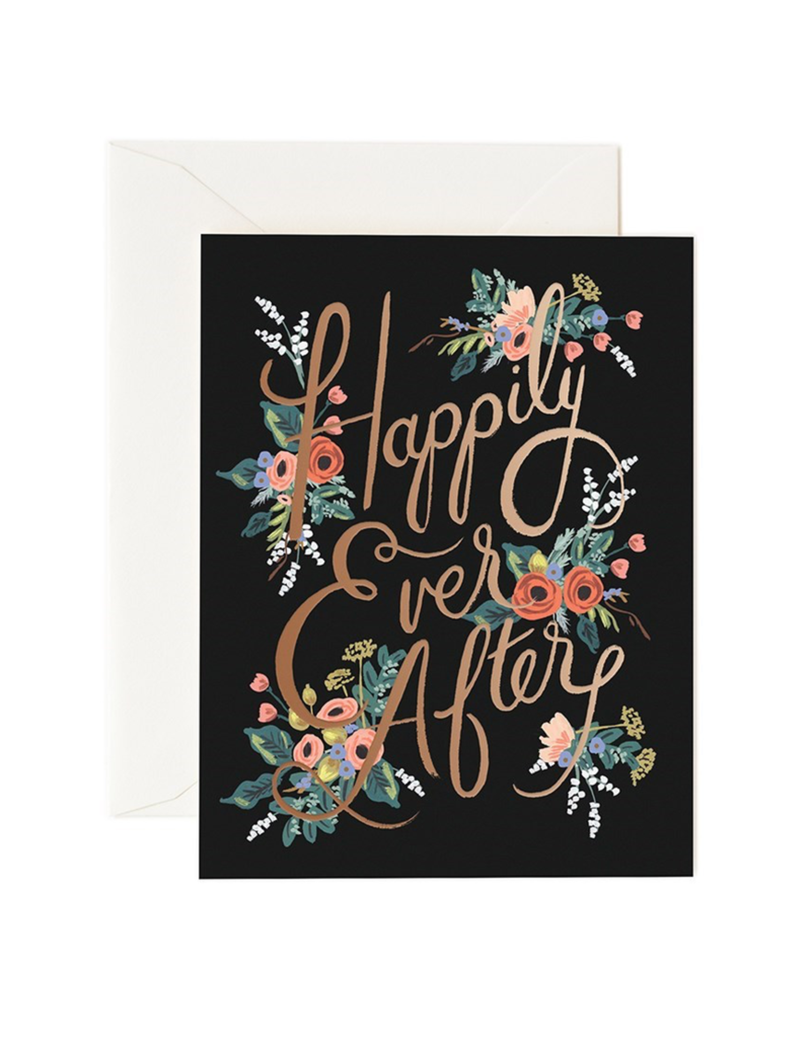 Rifle Paper Rifle Paper Eternal Happily Ever After Card