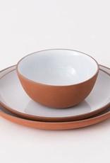 EQ3 EQ3 Garrido Stoneware Dinner Plate-Red