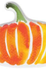 Danica Danica Pumpkin Shaped Dish