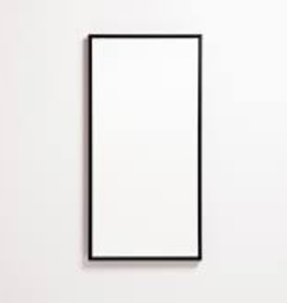 EQ3 EQ3 Spy Rectangle Mirror-Black