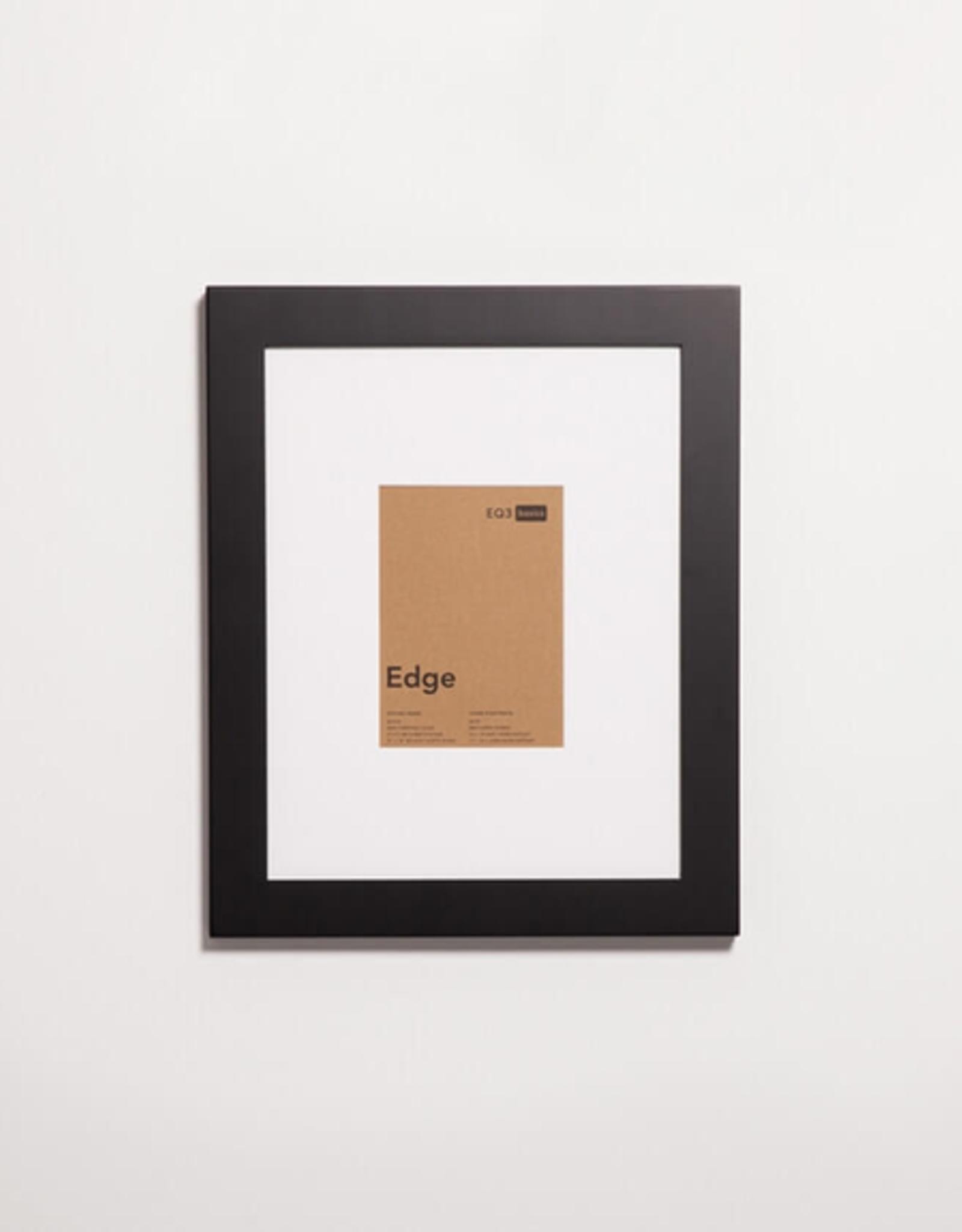 EQ3 EQ3 Edge Picture Frame-Black Small