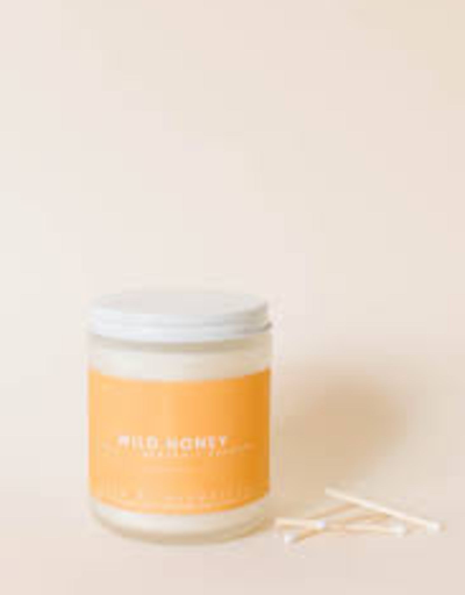 Land Of Daughters Land Of Daughters Wild Honey Candle