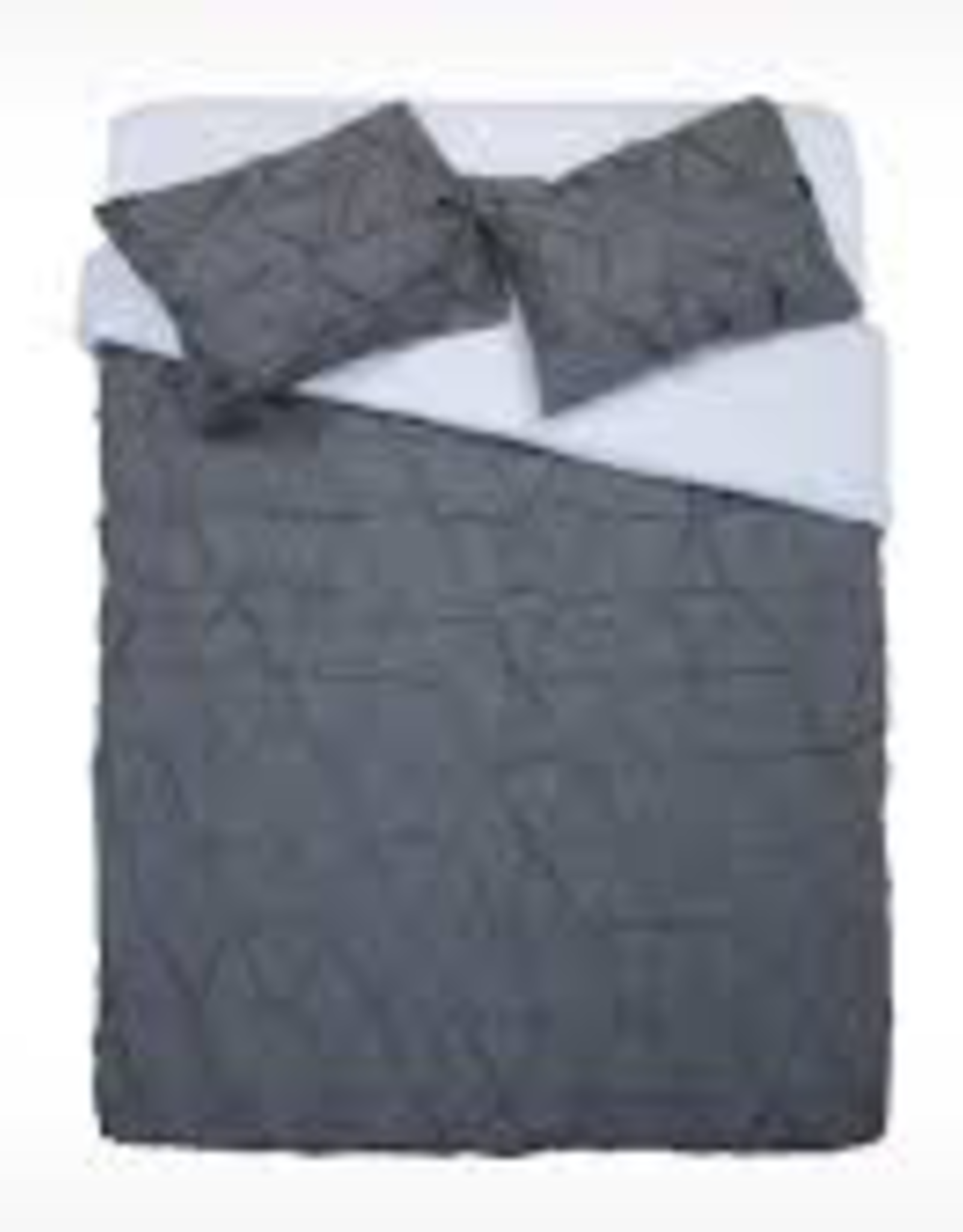 EQ3 EQ3 Moncton Duvet-Queen-Charcoal