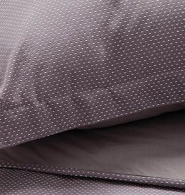 EQ3 EQ3 Trax Duvet Set-Queen-Grey