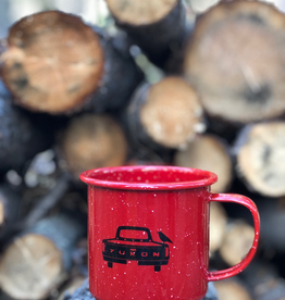 The Collective Good The Collective Good Enamel Mug-Yukon Truck