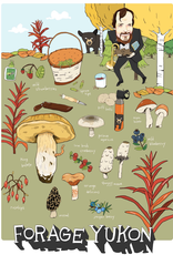 The Collective Good The Collective Good Forage Tea Towel