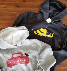 The Collective Good The Collective Good Snowmobile Hoodie-Kids