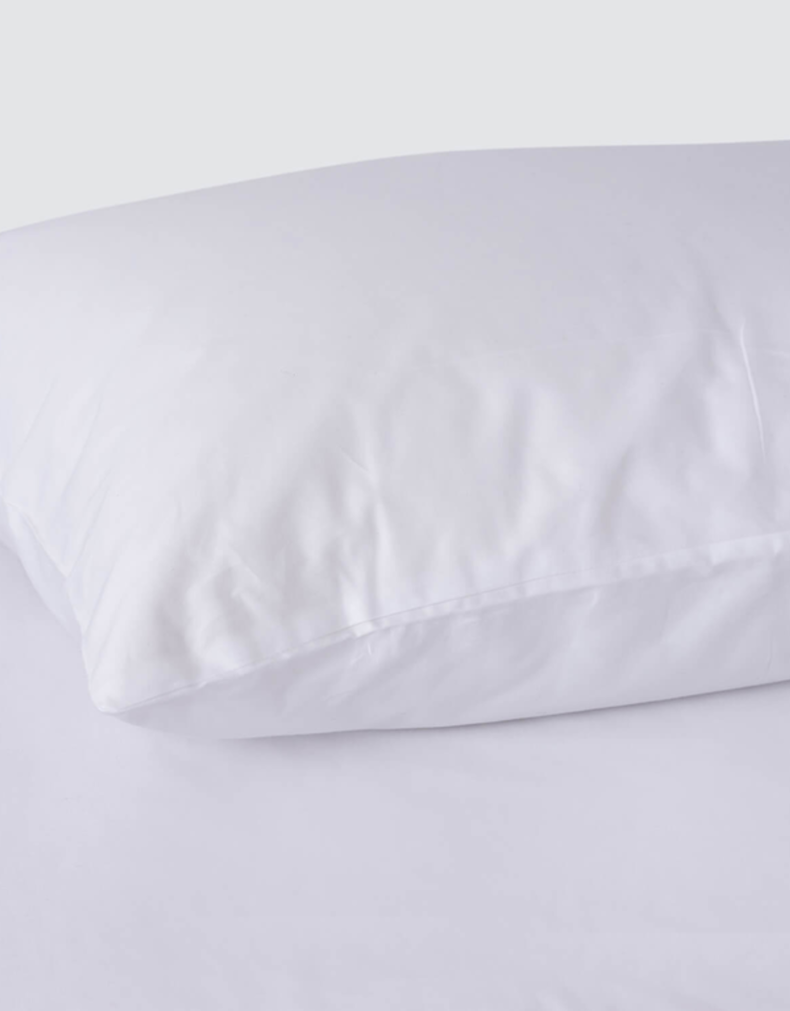 EQ3 EQ3 Egyptian Cotton King Sheet Set-White