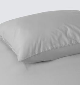 EQ3 EQ3 Egyptian Cotton King Sheet Set-Grey