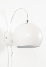EQ3 EQ3 Ball Wall Lamp-White
