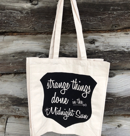 The Collective Good The Collective Good Strange Things Done Tote