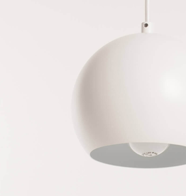 EQ3 EQ3 Ball Pendant Lamp-White