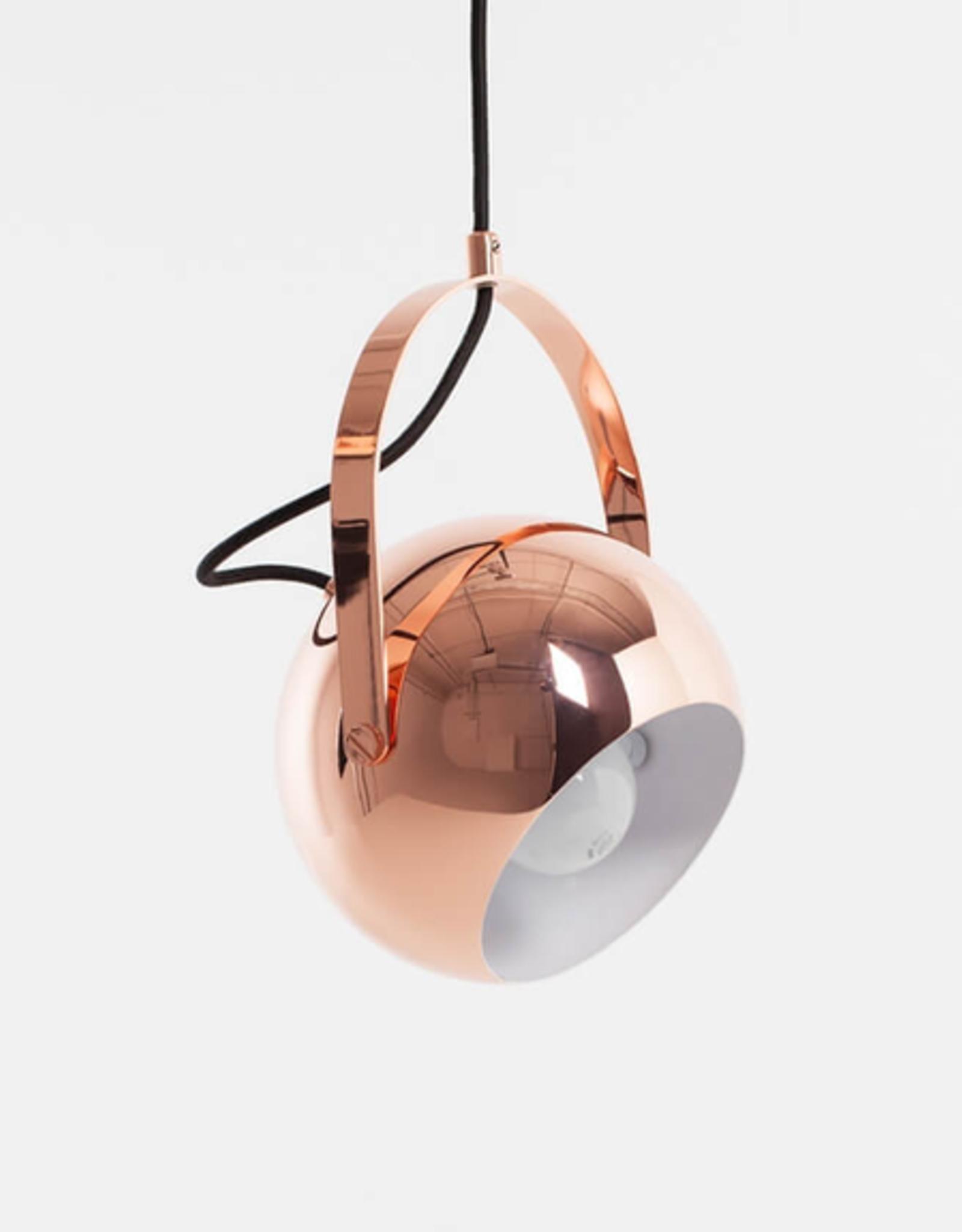 EQ3 EQ3 Ball Pendant Lamp With Handle-Copper