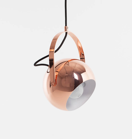 EQ3 EQ3 Ball Pendant Lamp With Handle-Copper
