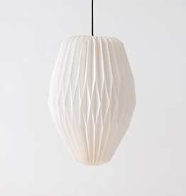 EQ3 EQ3 Arlo Paper Shade-Oval