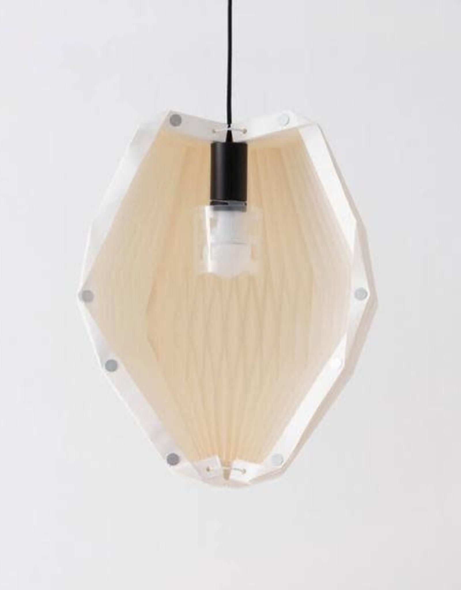 EQ3 EQ3 Arlo Paper Shade-Oval