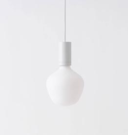 EQ3 EQ3 Custom Pendant Base-Hard Wire-White