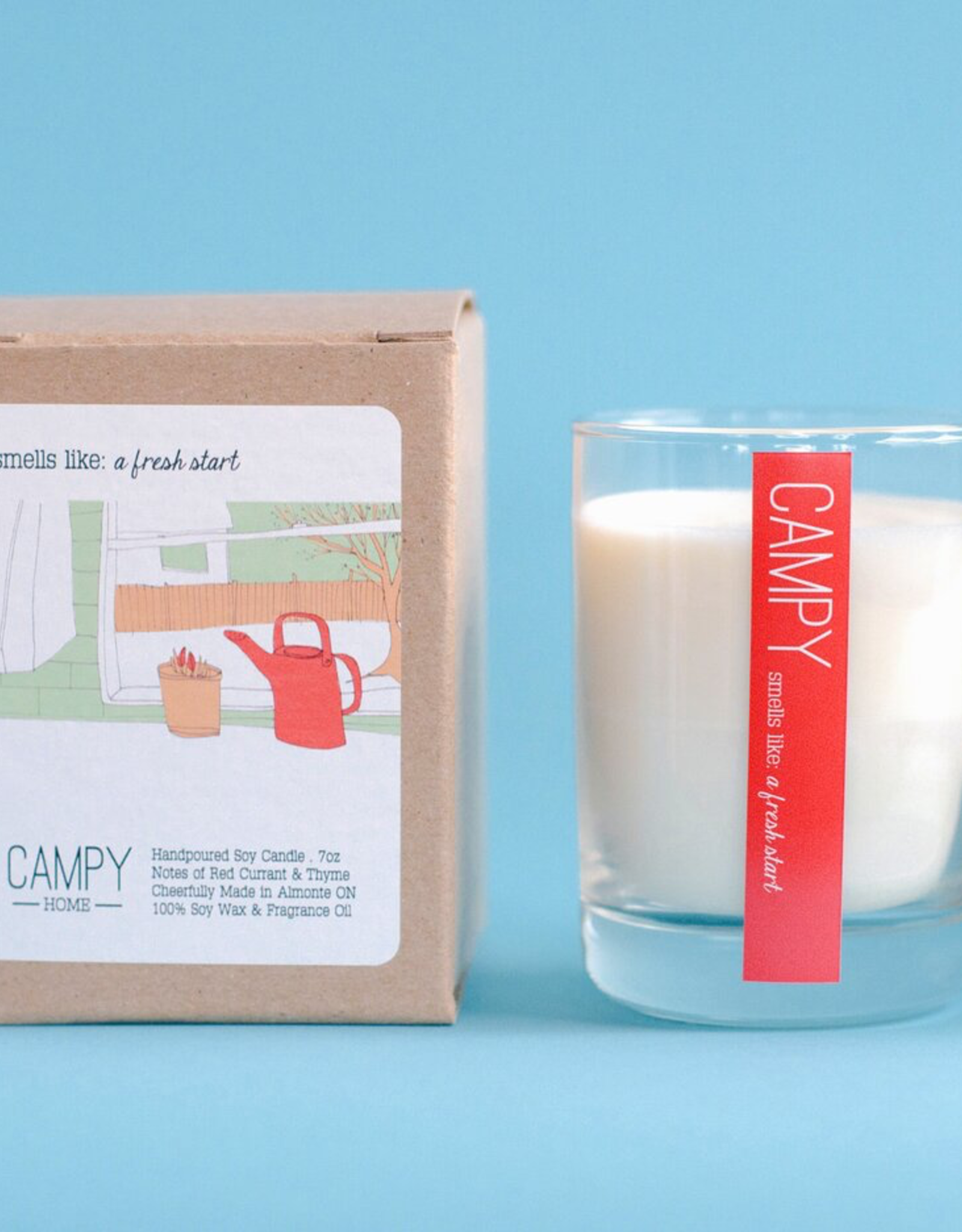 Campy Home Campy Home Fresh Start Candle