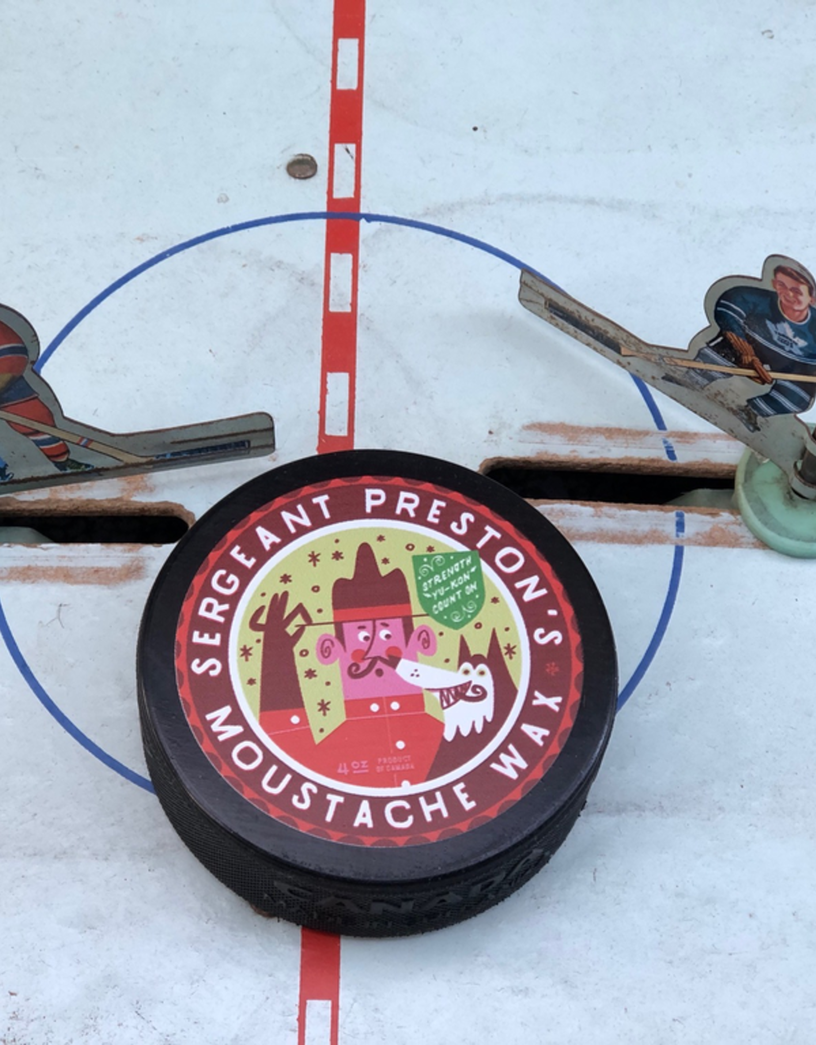 The Collective Good The Collective Good Tom Froese-Sergeant Preston Hockey Puck