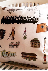 The Collective Good The Collective Good Whitehorse Pillow