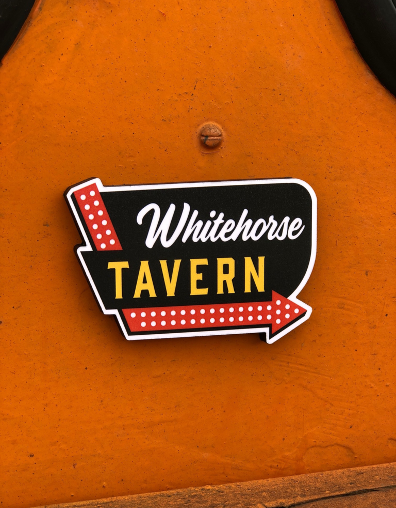 The Collective Good The Collective Good Whitehorse Tavern Magnet