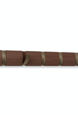 Umbra Umbra Flip 5 Hook-Walnut-Gold