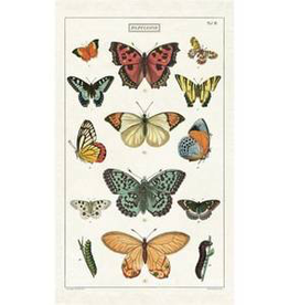 Cavallini Papers Cavallini Papers Butterflies Tea Towel