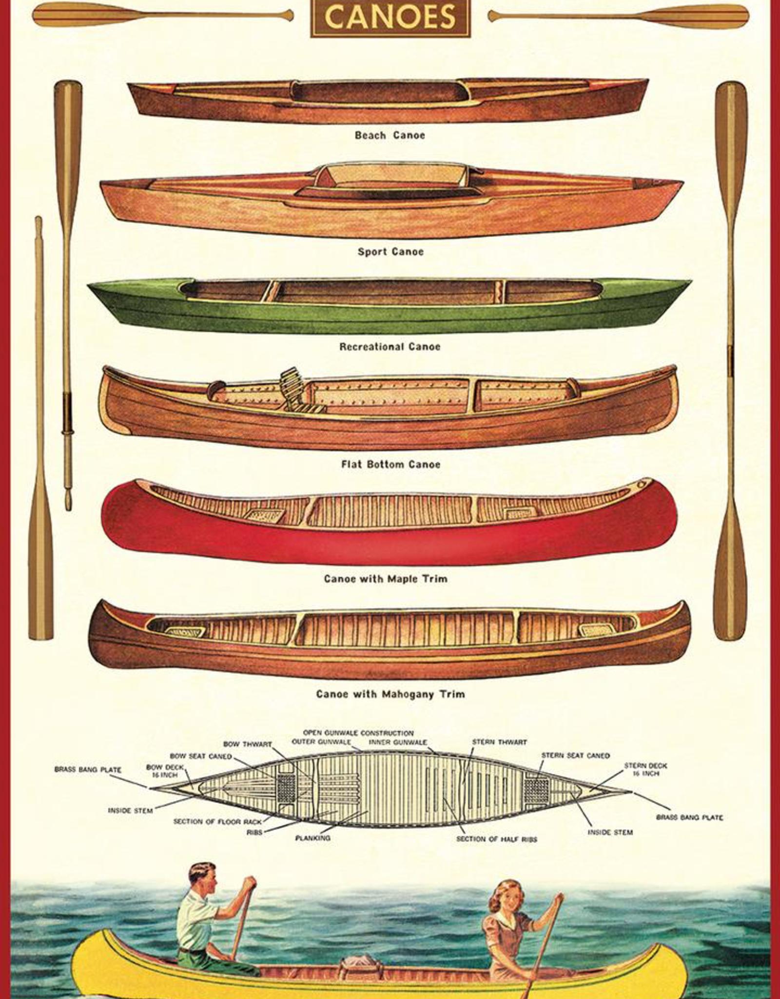 Cavallini Papers Cavallini Papers Canoes Wrap