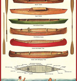 Cavallini Papers Cavallini Papers Canoes Wrap