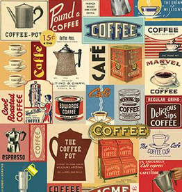Cavallini Papers Cavallini Papers Coffee Wrap
