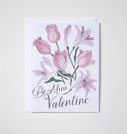 Banquet Workshop Be Mine Valentine Card
