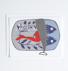 Banquet Workshop Sardines Card