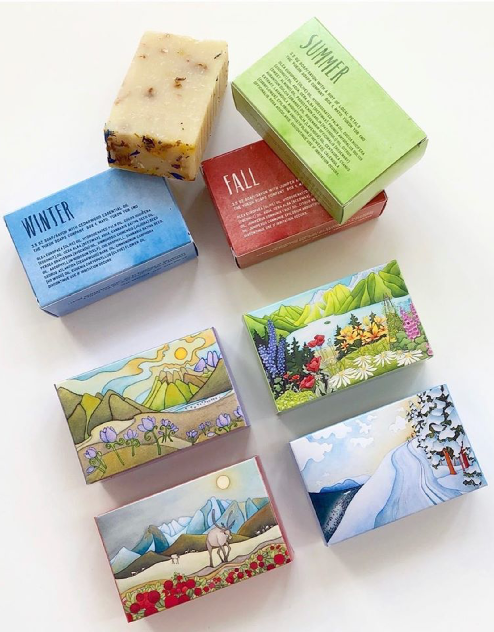 The Collective Good The Collective Good Yukon Fall Soap