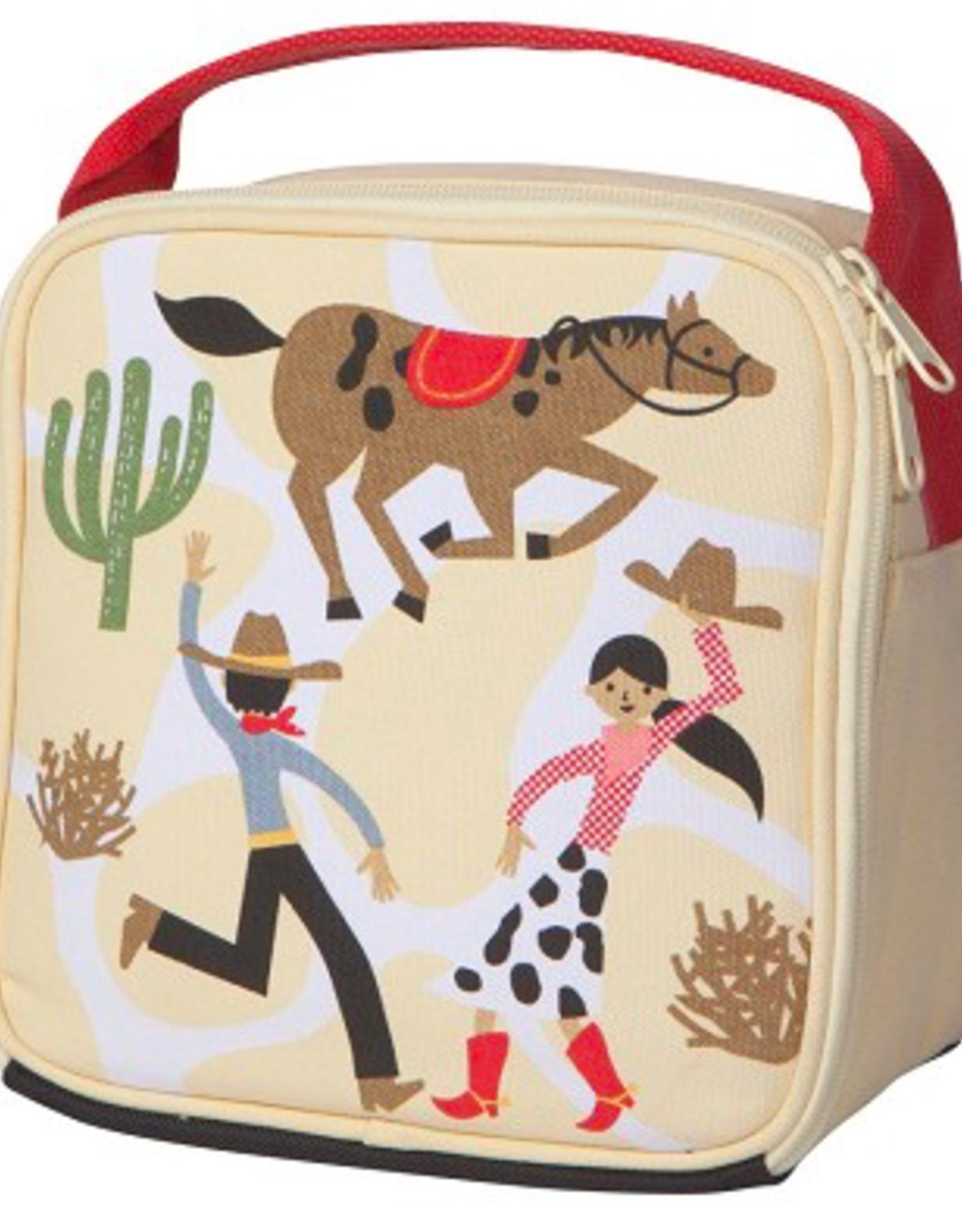 Danica Danica Rootin Tootin Lunch Bag