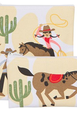 Danica Danica Rootin Tootin Snack Bag Set 2