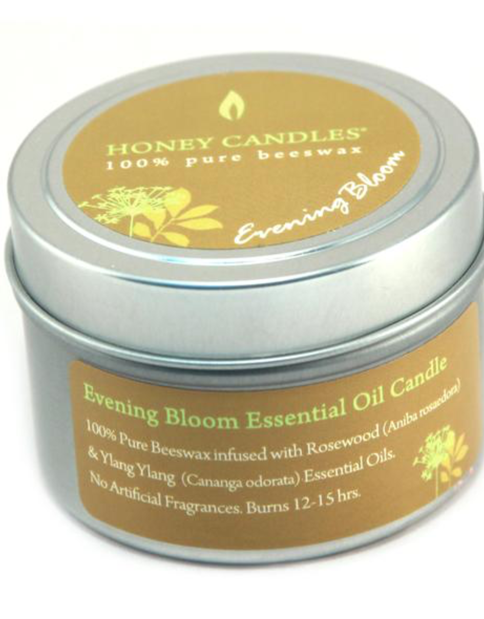 Honey Candles Honey Candles Essentials Tin Evening Bloom