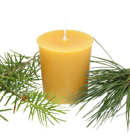 Honey Candles Honey Candles Essentials Kootenay Forest